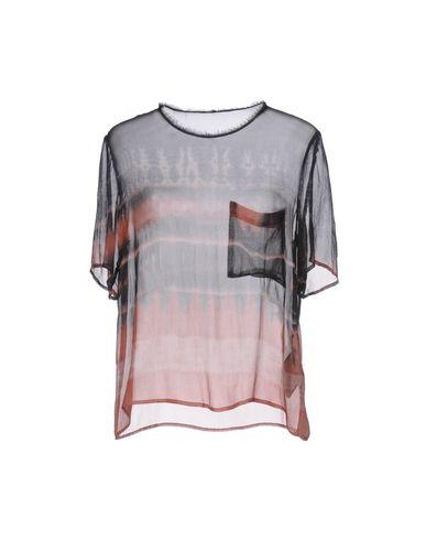 RAQUEL ALLEGRAシルクシャツ&ブラウス