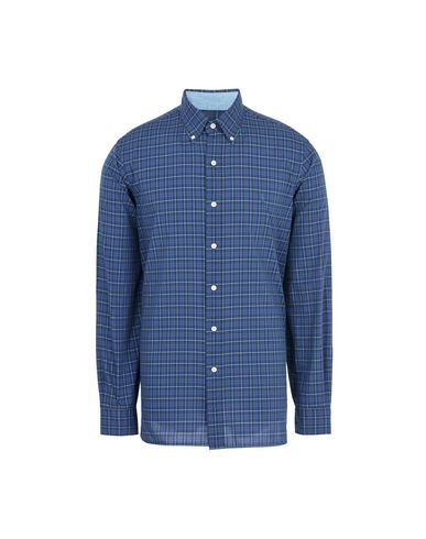 POLO RALPH LAUREN Custom Fit Cotton Poplin Shirt Kariertes Hemd