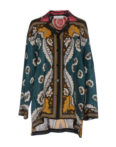 virkelig billig online i Kina Valentino Skjorter Og Bluser Blomster jX8Kf1Xi