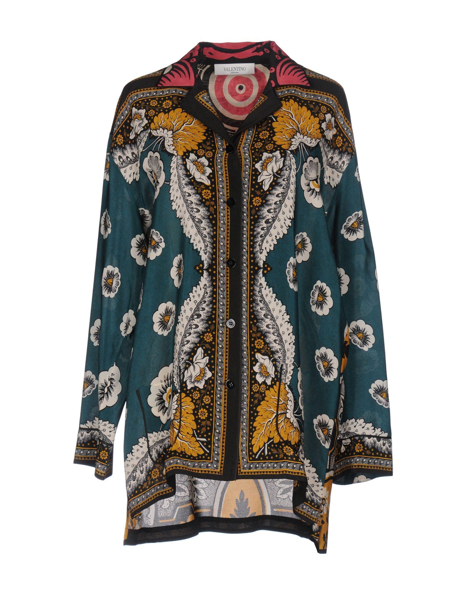 Camicie E Bluse A Fiori Valentino Donna - Acquista online su 2bwGwc