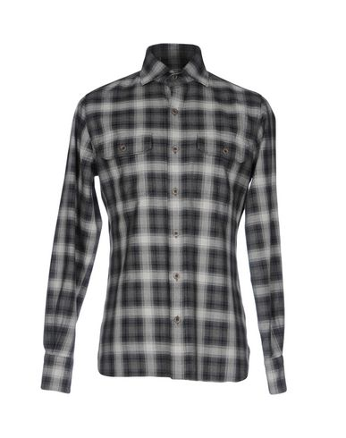 TOM FORD Camisa de cuadros