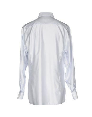 CALIBAN Einfarbiges Hemd