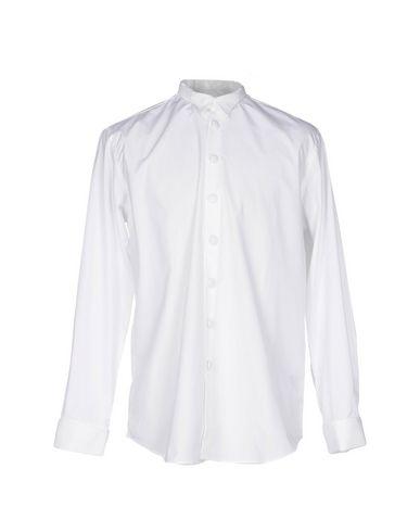 EMILIANO RINALDI Einfarbiges Hemd Abfertigungsauftrag Für Verkauf sehr billig Outlet-Standorte Sonnenschein 100% authentischer Verkauf online Wp0NrGB