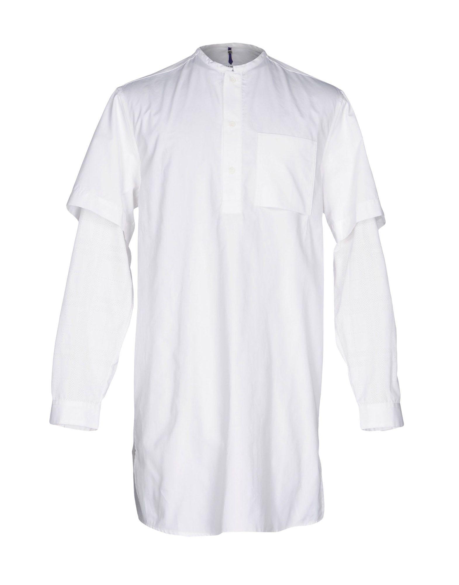 Camicia Tinta Unita Oamc Uomo - Acquista online su