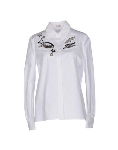MIU MIU - Camisas y blusas lisas