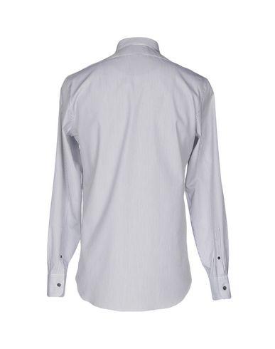 Alexander Mcqueen Stripete Skjorter utløp autentisk outlet nettbutikk IDJtSxe