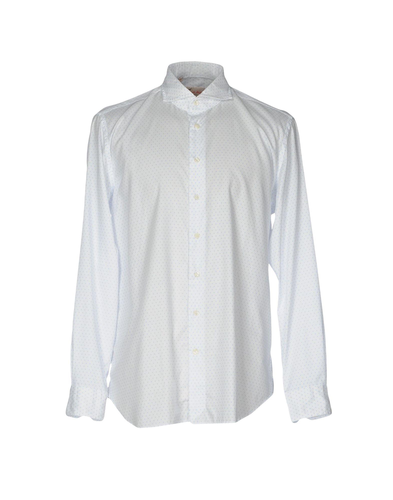 Camicia Fantasia Emanuele Maffeis herren - 38673248WT