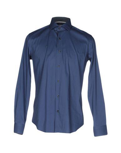 WEBB & SCOTT CO. Einfarbiges Hemd