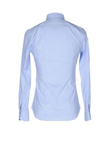 XACUS Einfarbiges Hemd