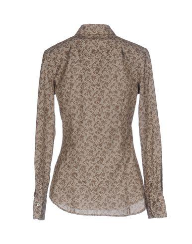 CALIBAN Hemden und Blusen mit Muster