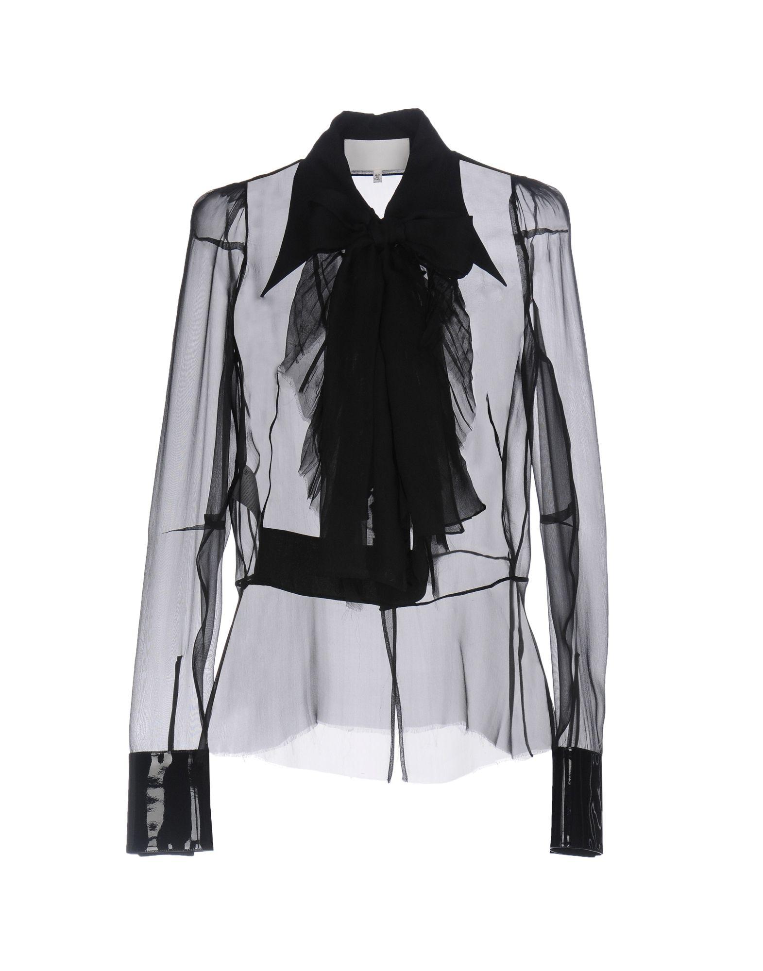 Camicie E bluse In Seta Maison Maison Margiela donna - 38673713QR