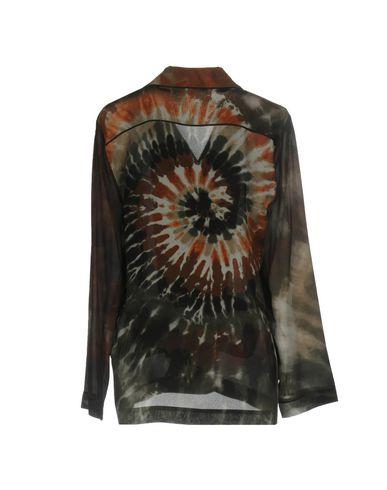 VALENTINO Camisas y blusas de seda
