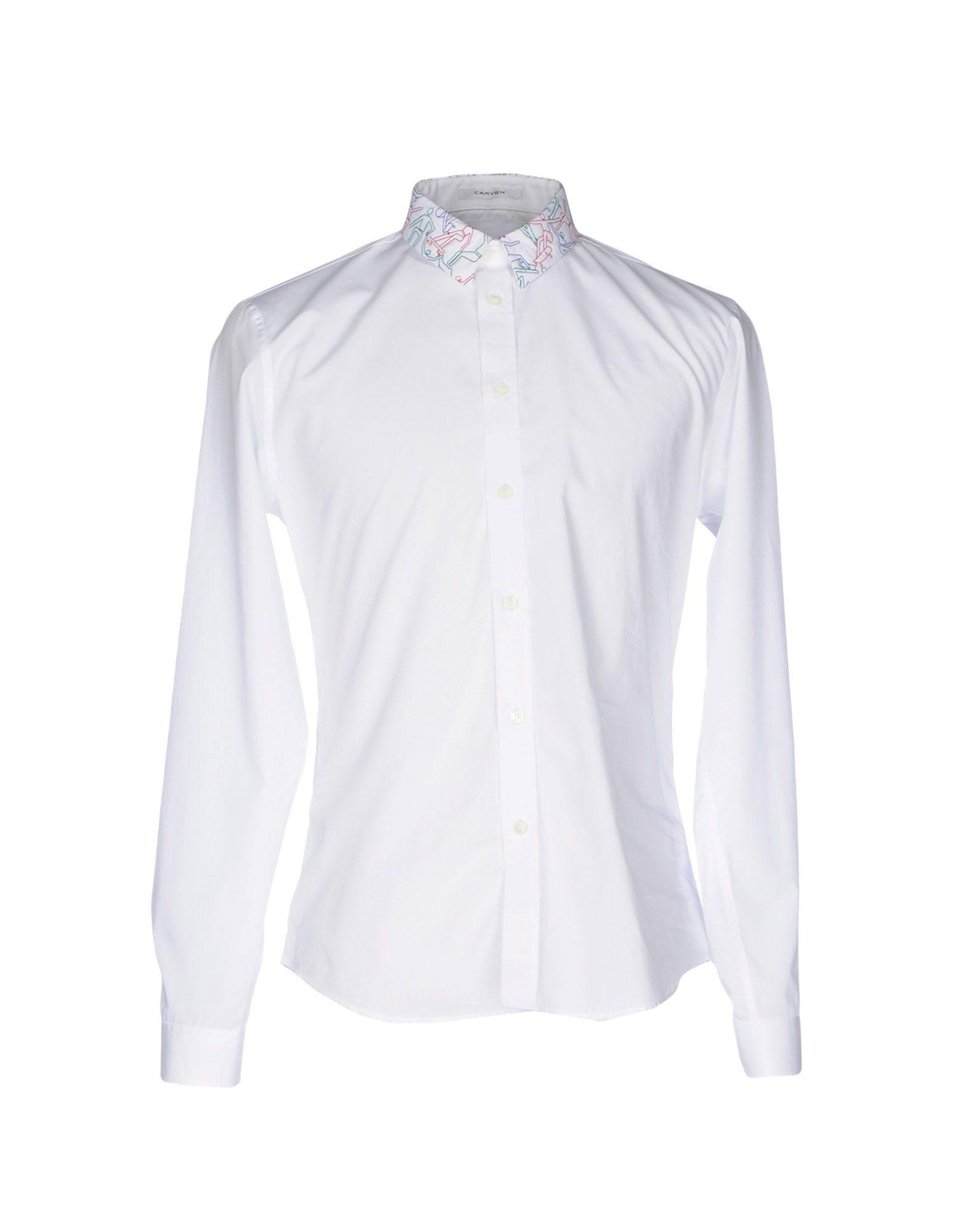 Camicia Tinta Unita Carven uomo uomo uomo - 38675805WQ e31