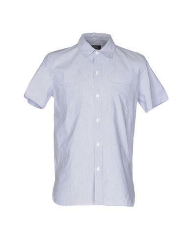 billig geniue forhandler Apc Stripete Skjorter stort salg bilder online salg finner stor største leverandør online FisKOu