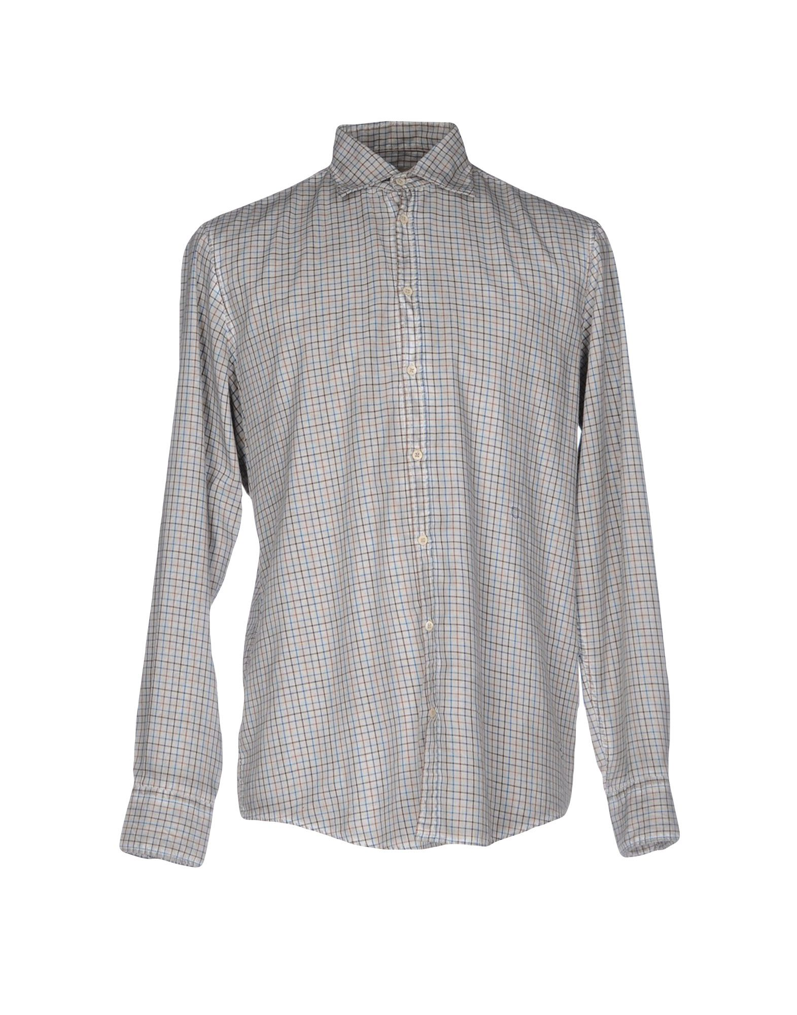 Camicia Camicia A Quadri Massimo Alba uomo - 38675948LX  gute Qualität