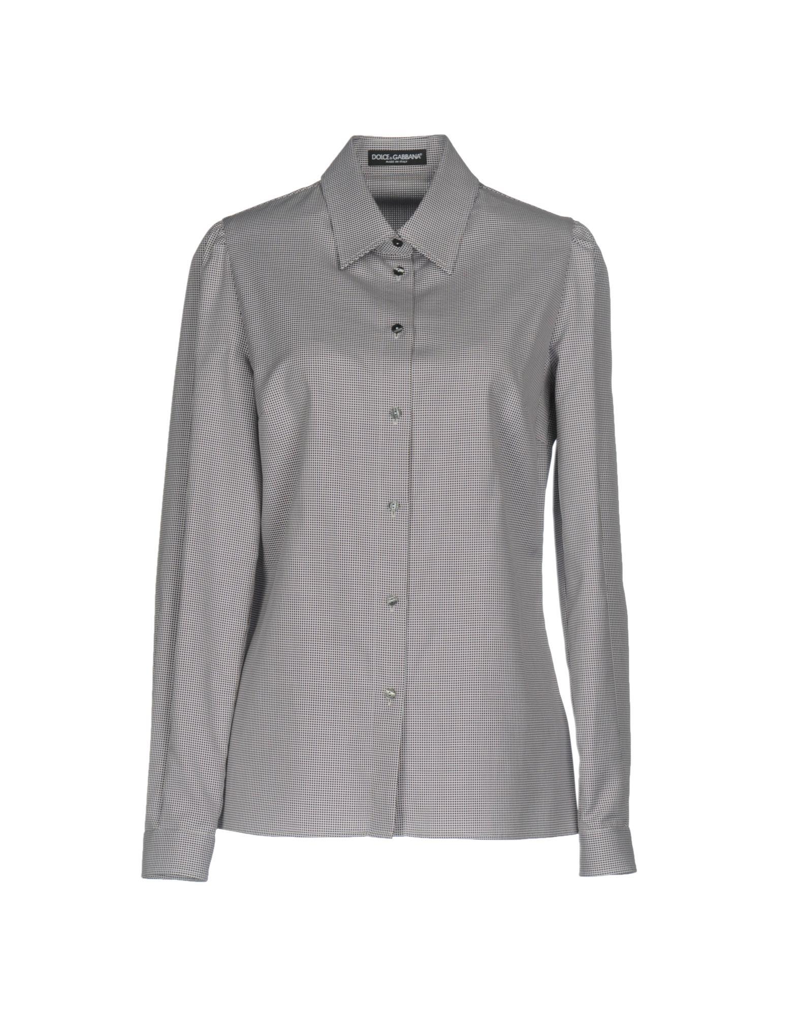 Camicia A Quadri Dolce & Gabbana Donna - Acquista online su OkGsX