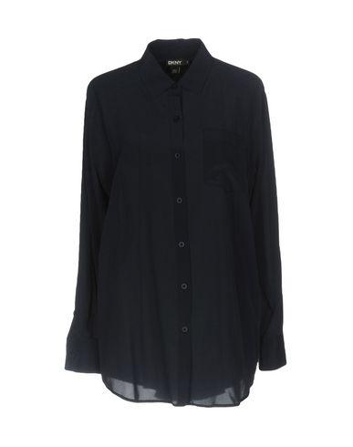 DKNY Camisas y blusas lisas