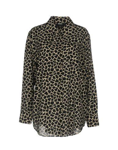 kjøpe billig utforske Dkny Mønstrede Skjorter Og Bluser billig salg salg billig bla 2014 nyeste rabatt hvor mye nmqKzGM