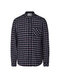 8 - Checked shirt