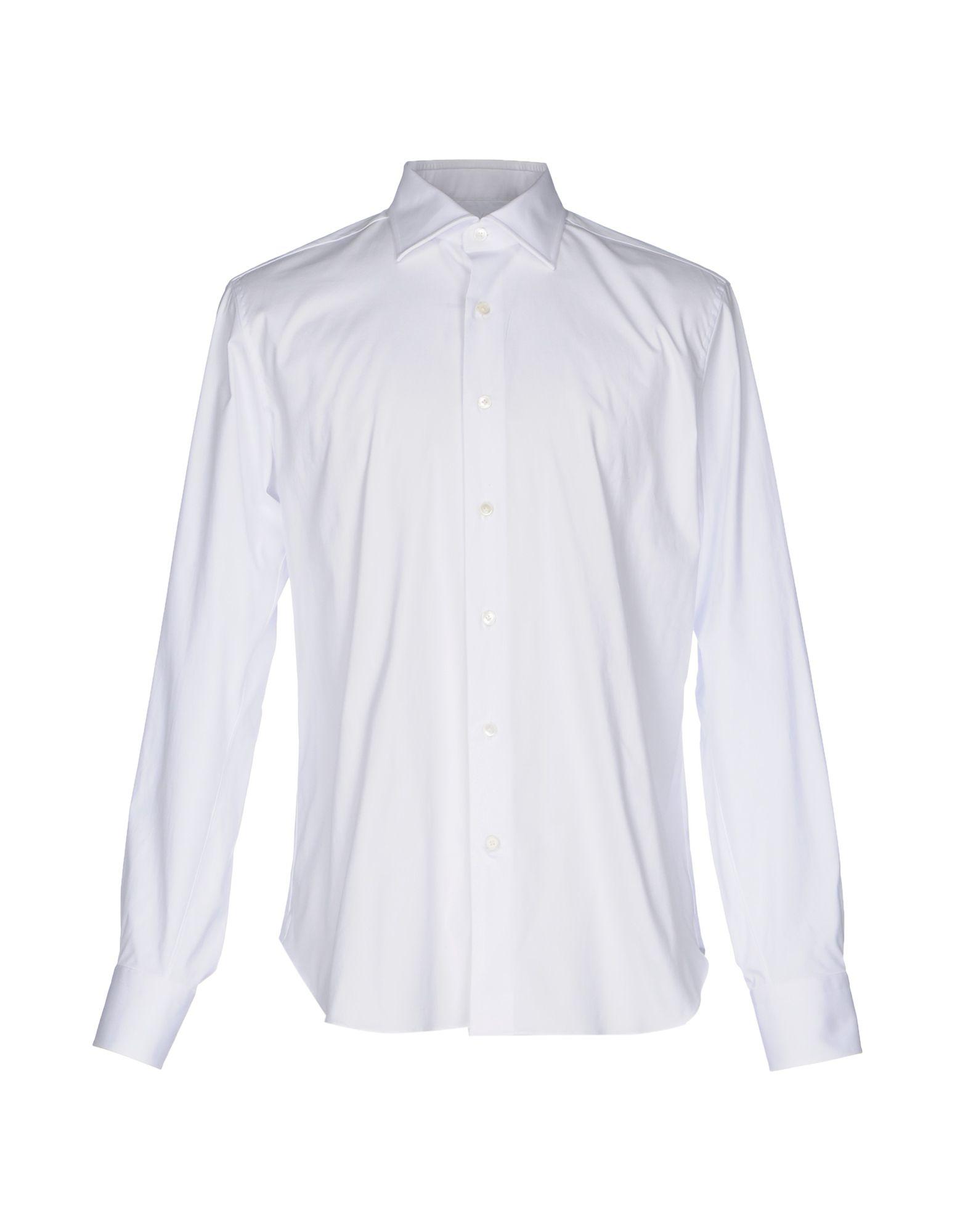 Camicia Camicia Camicia Tinta Unita Ermanno Scervino uomo - 38677947PG 25d