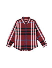 BURBERRY CHILDREN - Camisa