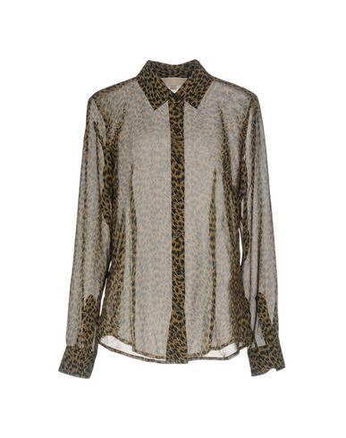 6196a8c6a Camisas Y Blusas Estampadas Michael Michael Kors Mujer - Camisas Y ...