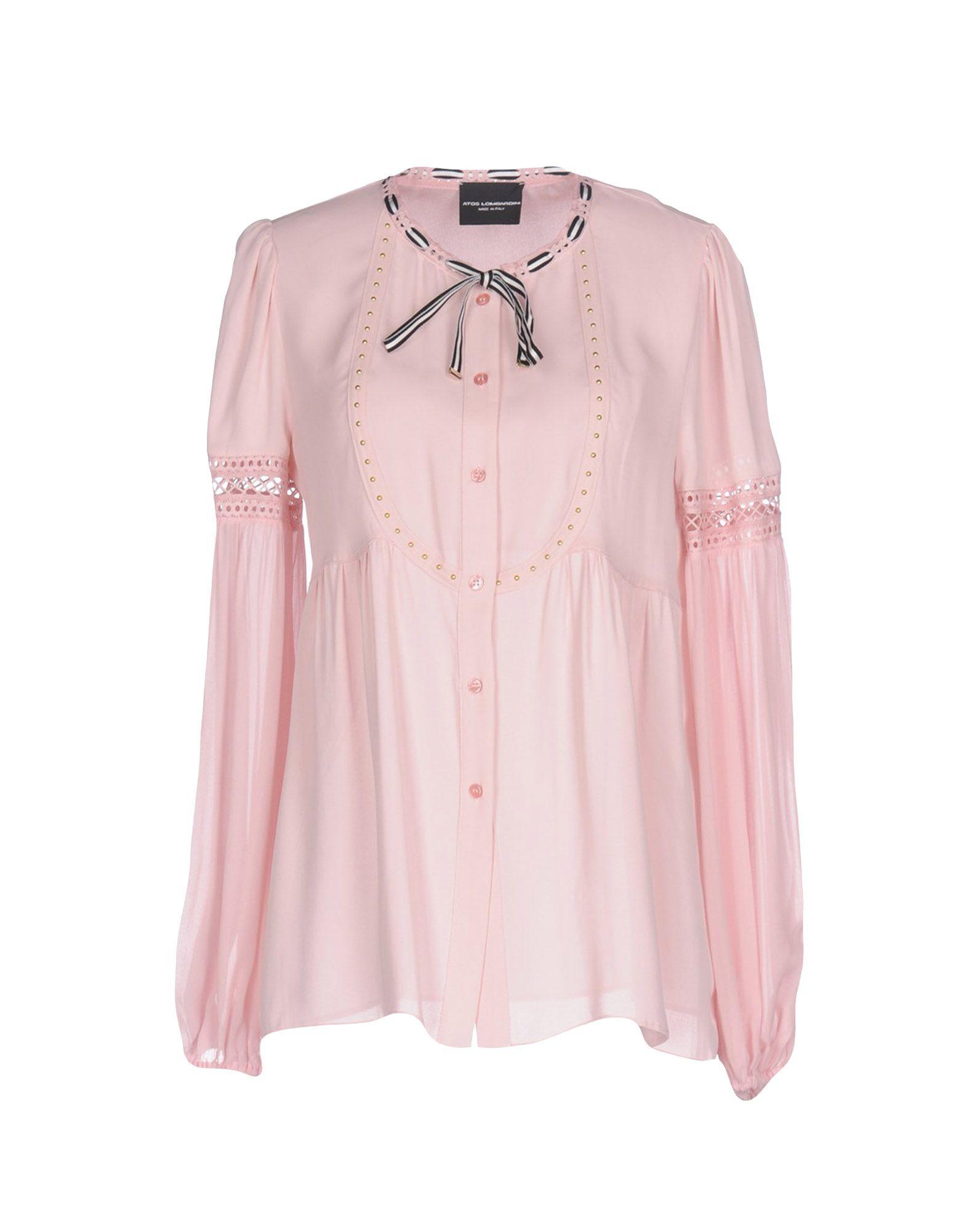 Camicie E Bluse Tinta Unita Atos Lombardini Donna - Acquista online su UIVPnRN