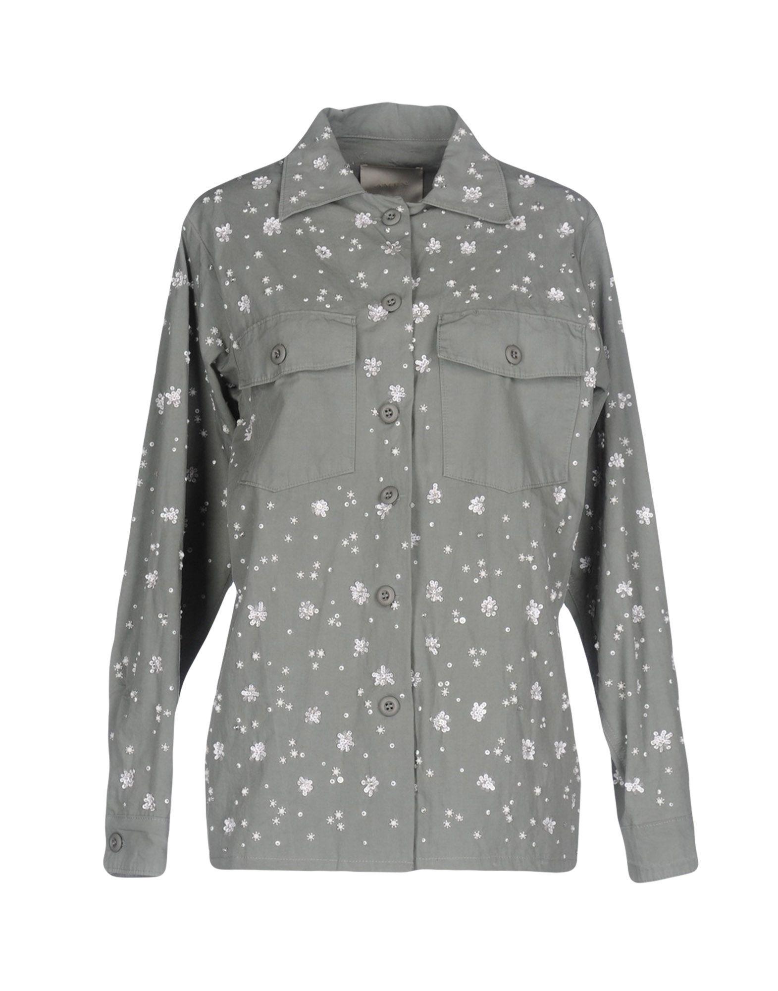 Camicie E Bluse Tinta Unita .Amen. Donna - Acquista online su 6xvTsP