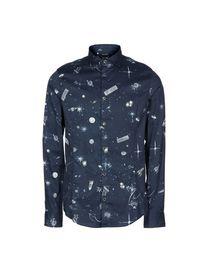 Armani Jeans Homme - Chemises Armani Jeans - YOOX dafa48336ac