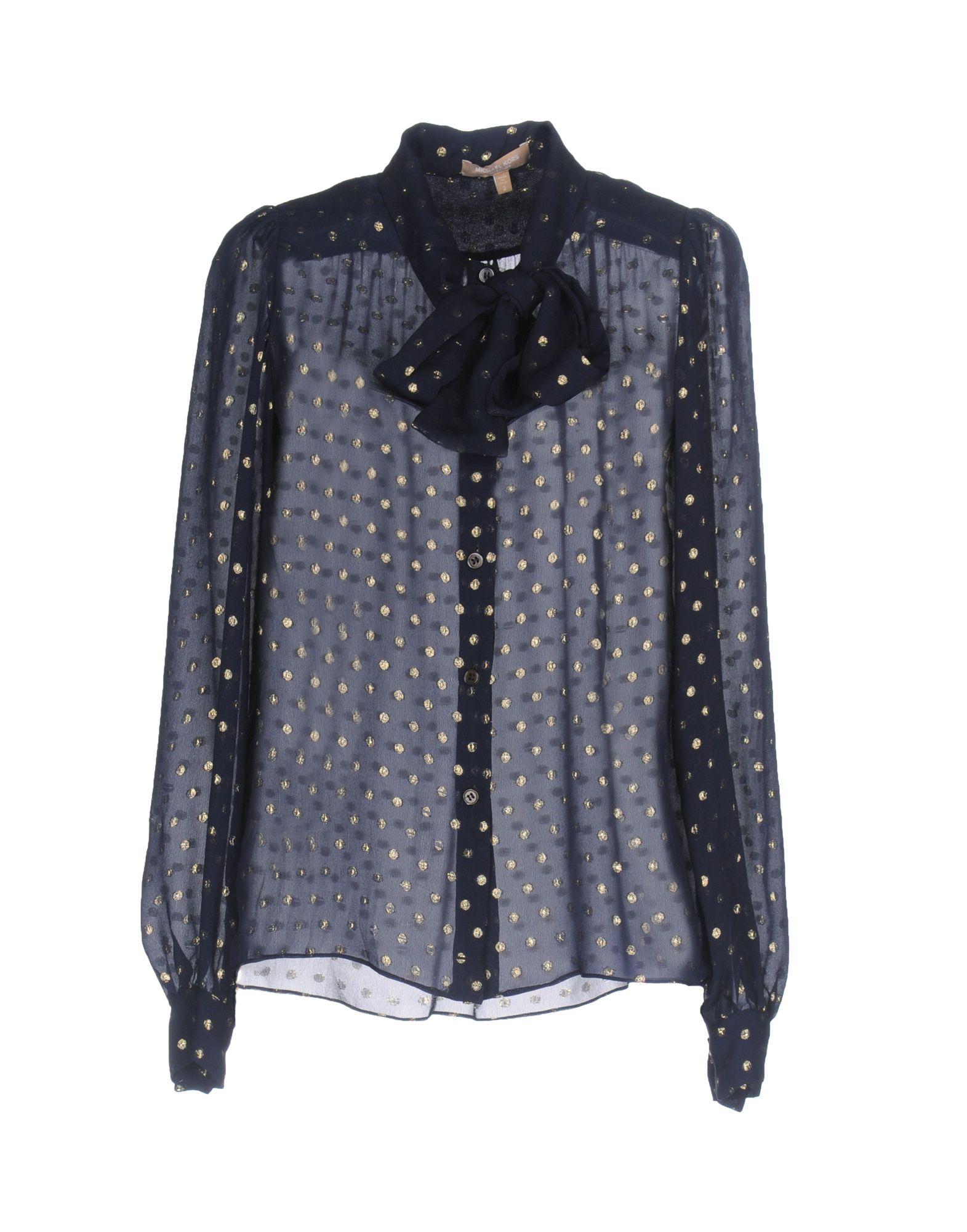 Camicie E Bluse Fantasia Michael Kors Collection Donna - Acquista online su nnJHVPc