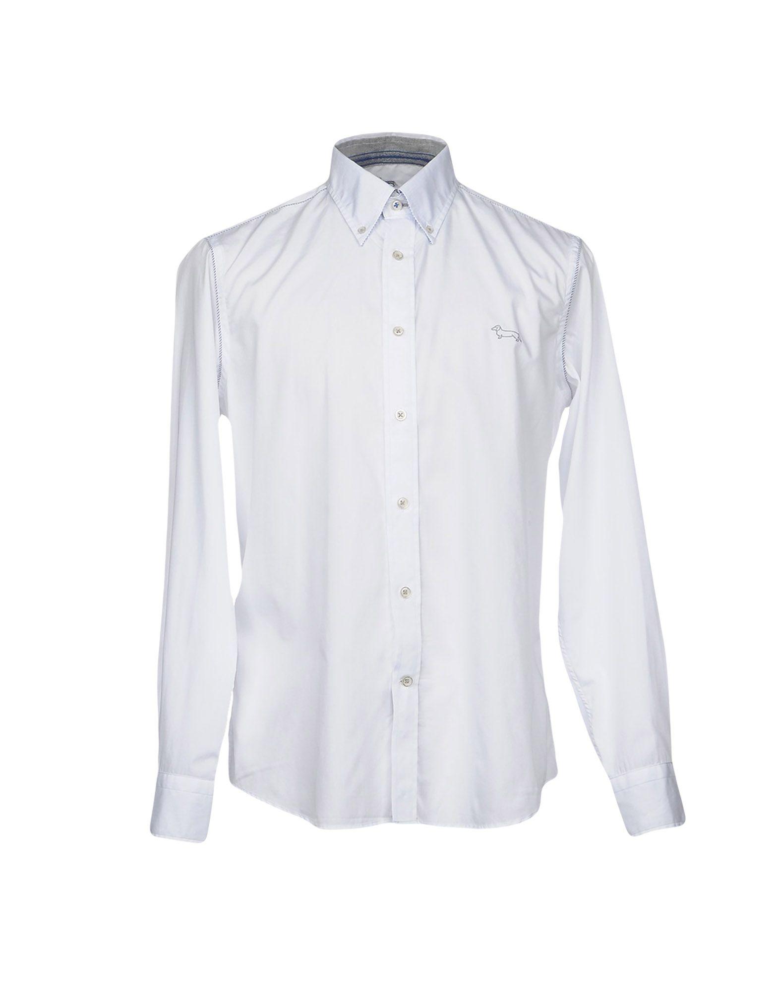 Camicia Tinta Unita Unita Tinta Harmont&Blaine Uomo - 38680077HA fa63df