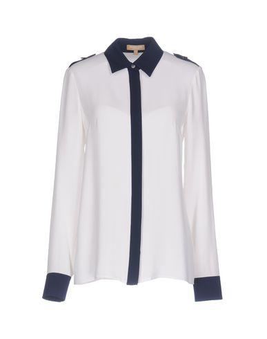 d26a01e3d Camisas Y Blusas De Seda Michael Kors Collection Mujer - Camisas Y ...