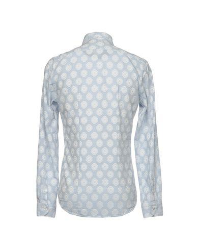 Brian Dales Stripete Skjorter billig målgang billigste FWQqoJ