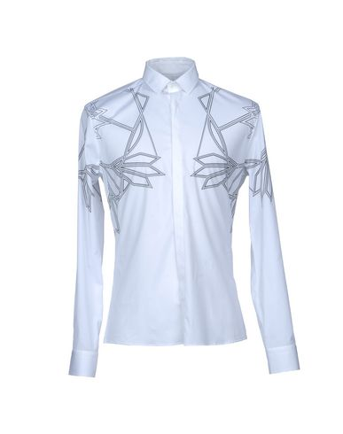LES HOMMES Camisa lisa
