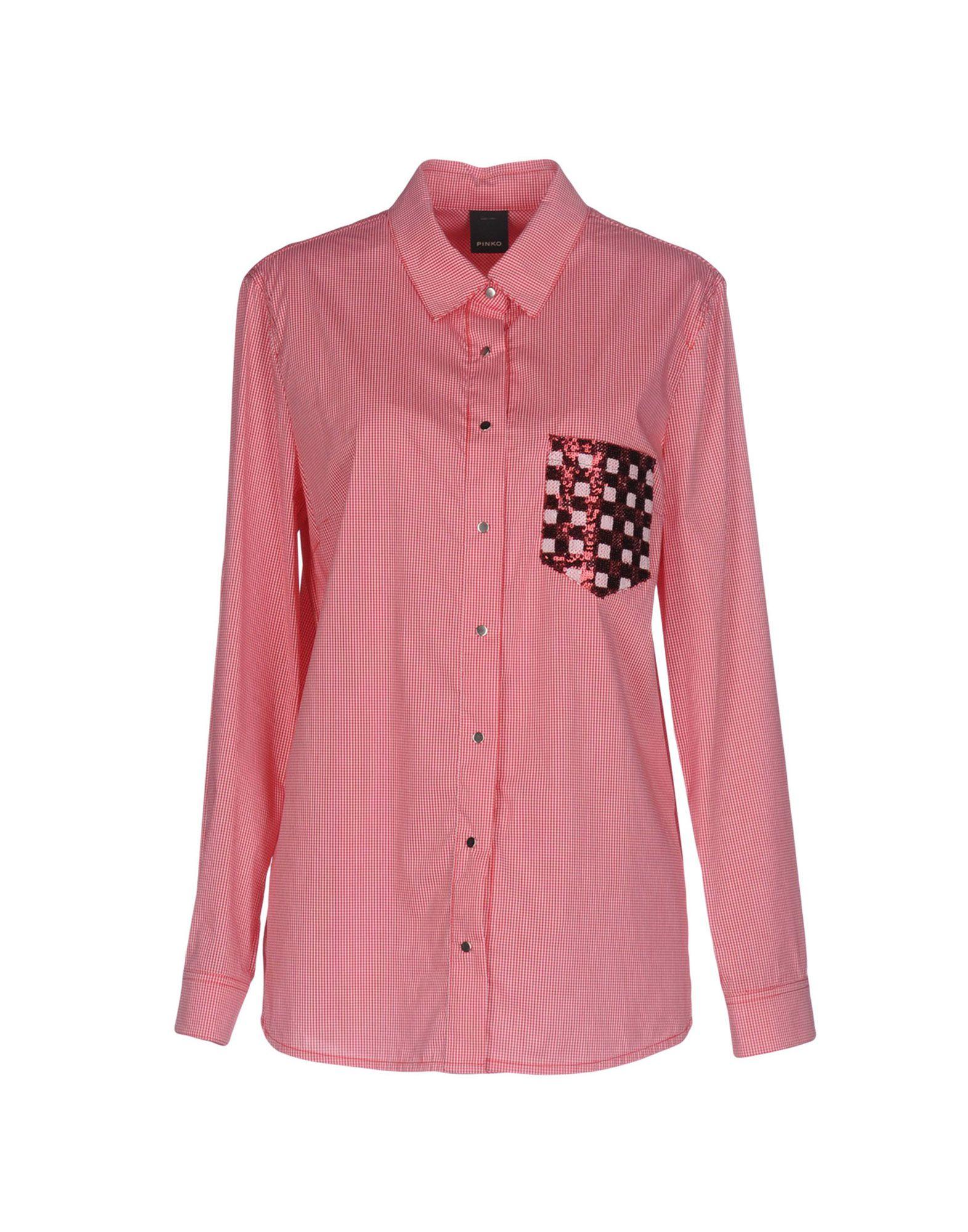 Camicia A Quadri Pinko Donna - Acquista online su