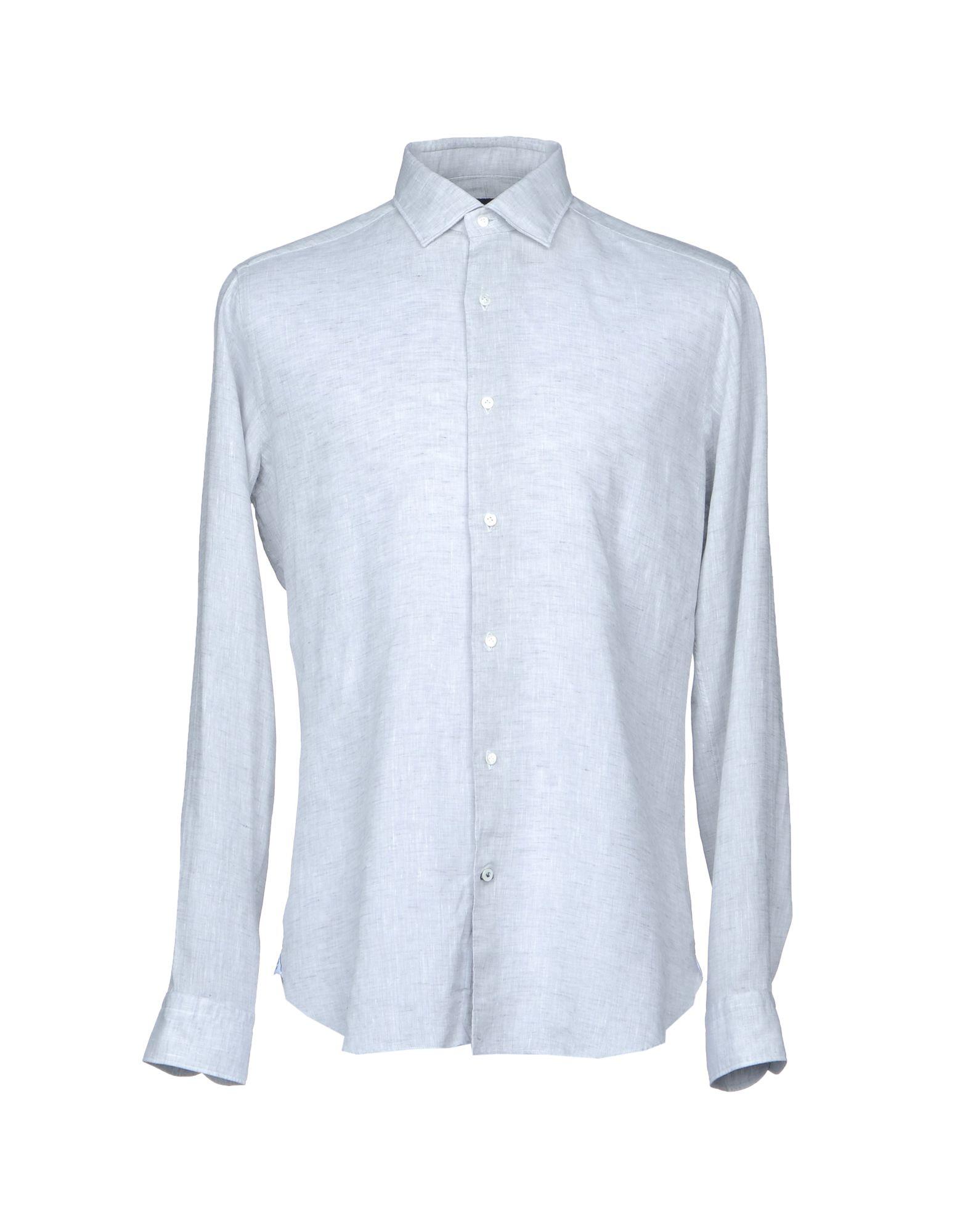 Camicia In Lino Truzzi Uomo - Acquista online su
