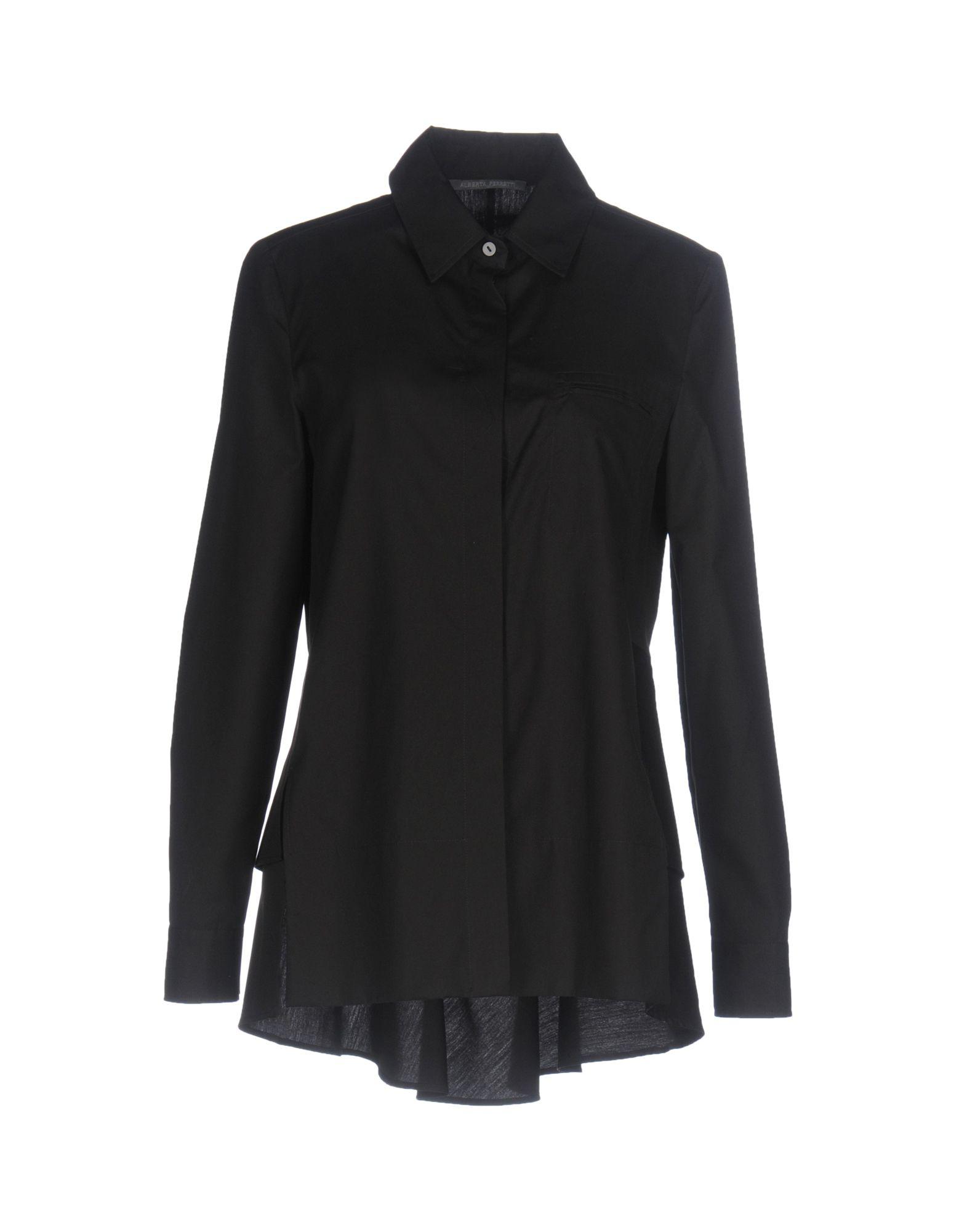 Camicie E Bluse Tinta Unita Alberta Ferretti Donna - Acquista online su hWhdlRa