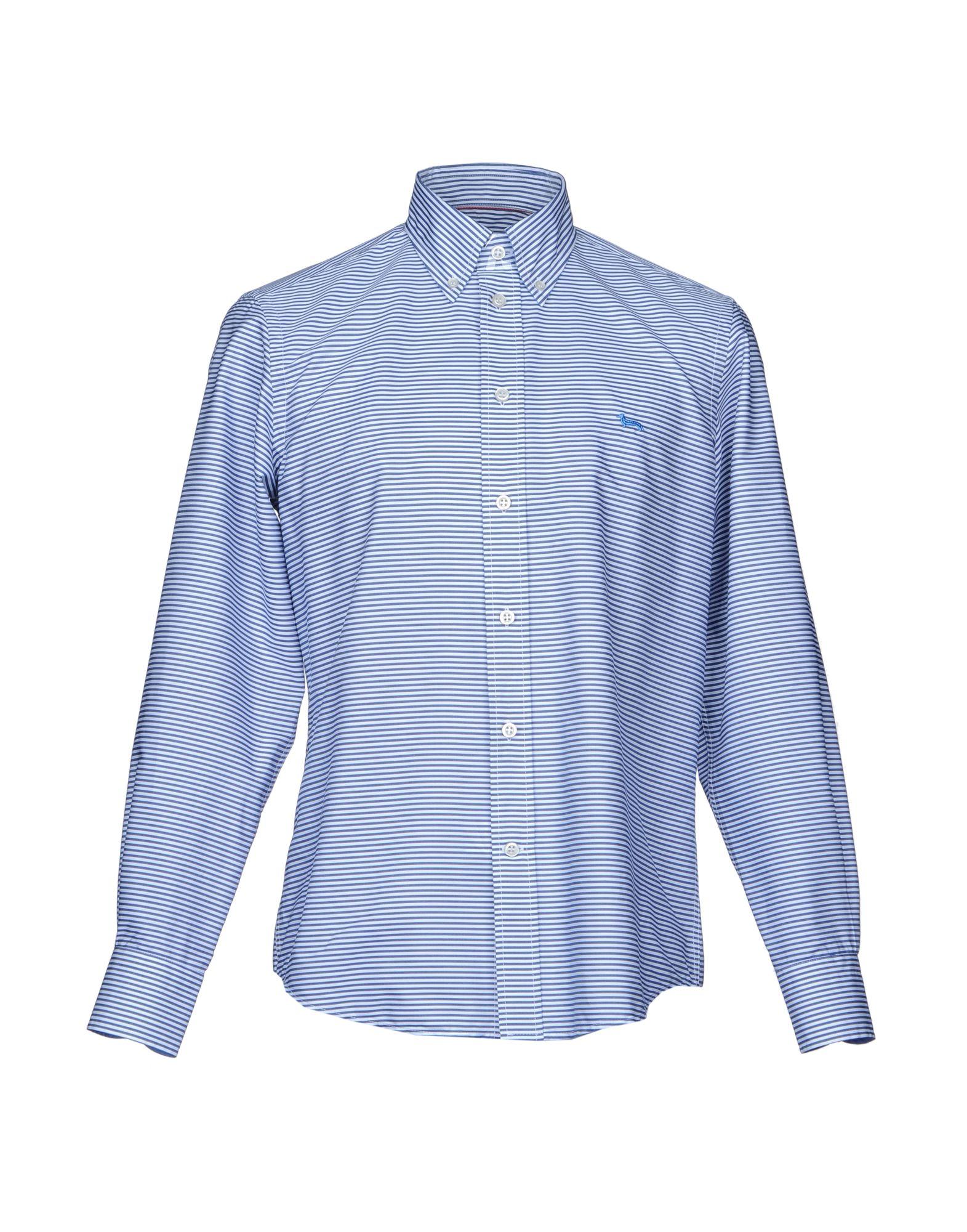 Camicia A A Camicia Righe Harmont&Blaine Uomo - 38680429UL 7bcd43