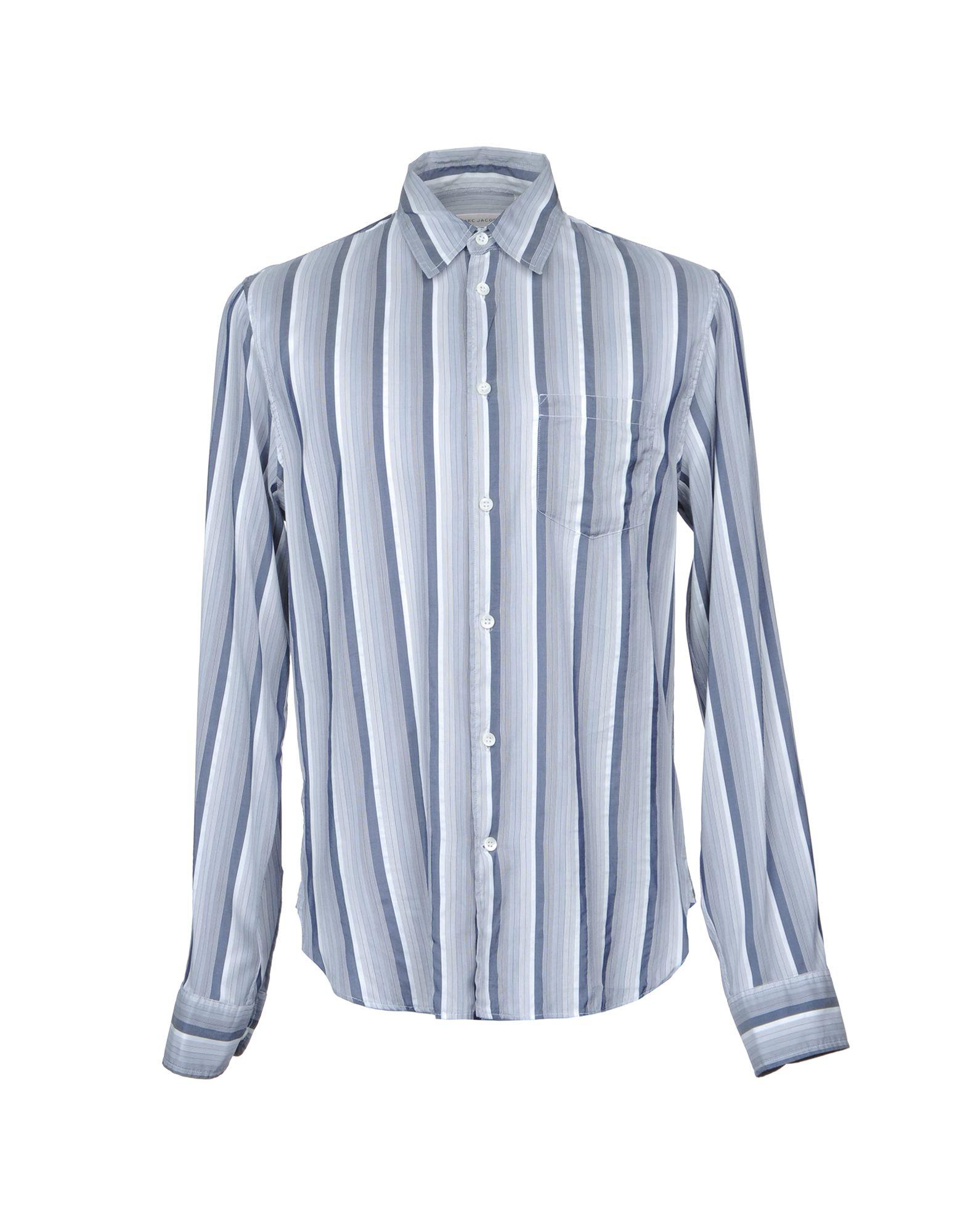 Camicia A Righe Marc Jacobs Uomo - Acquista online su