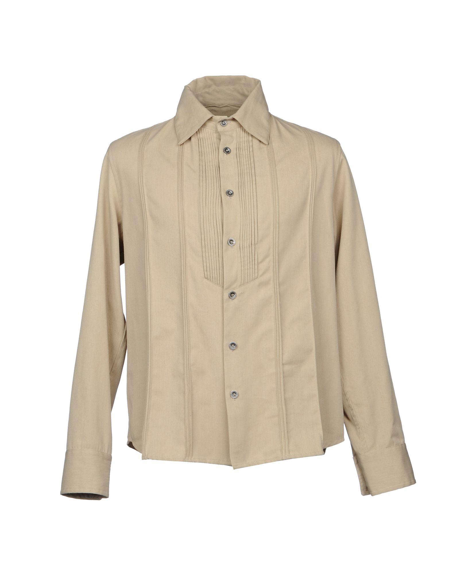 Camicia Tinta Unita Ermanno Scervino Uomo - Acquista online su