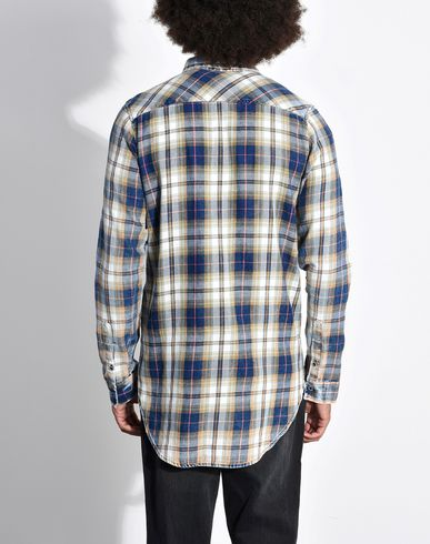 Footlocker Bilder Online Billig Verkaufen Viele Arten Von EDWA Kariertes Hemd Einkaufen Genießen Auslass Sast Bilder 12R68Q