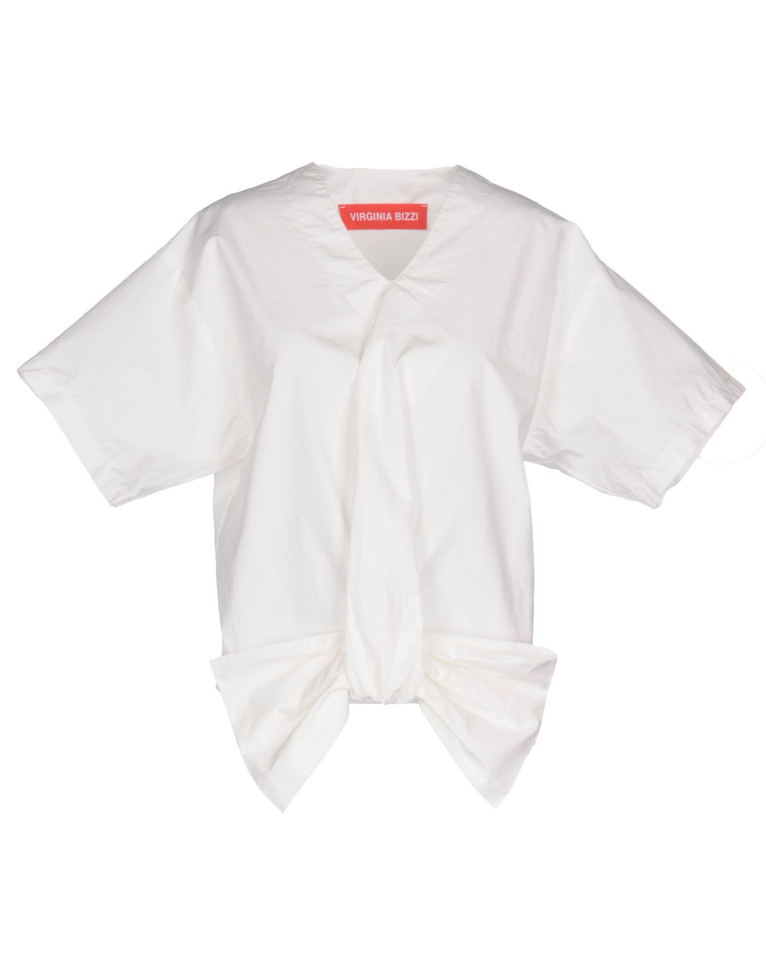 SHIRTS - Blouses Virginia Bizzi Sale Get Authentic lcUp57je7