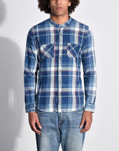 EDWA Camisa de cuadros