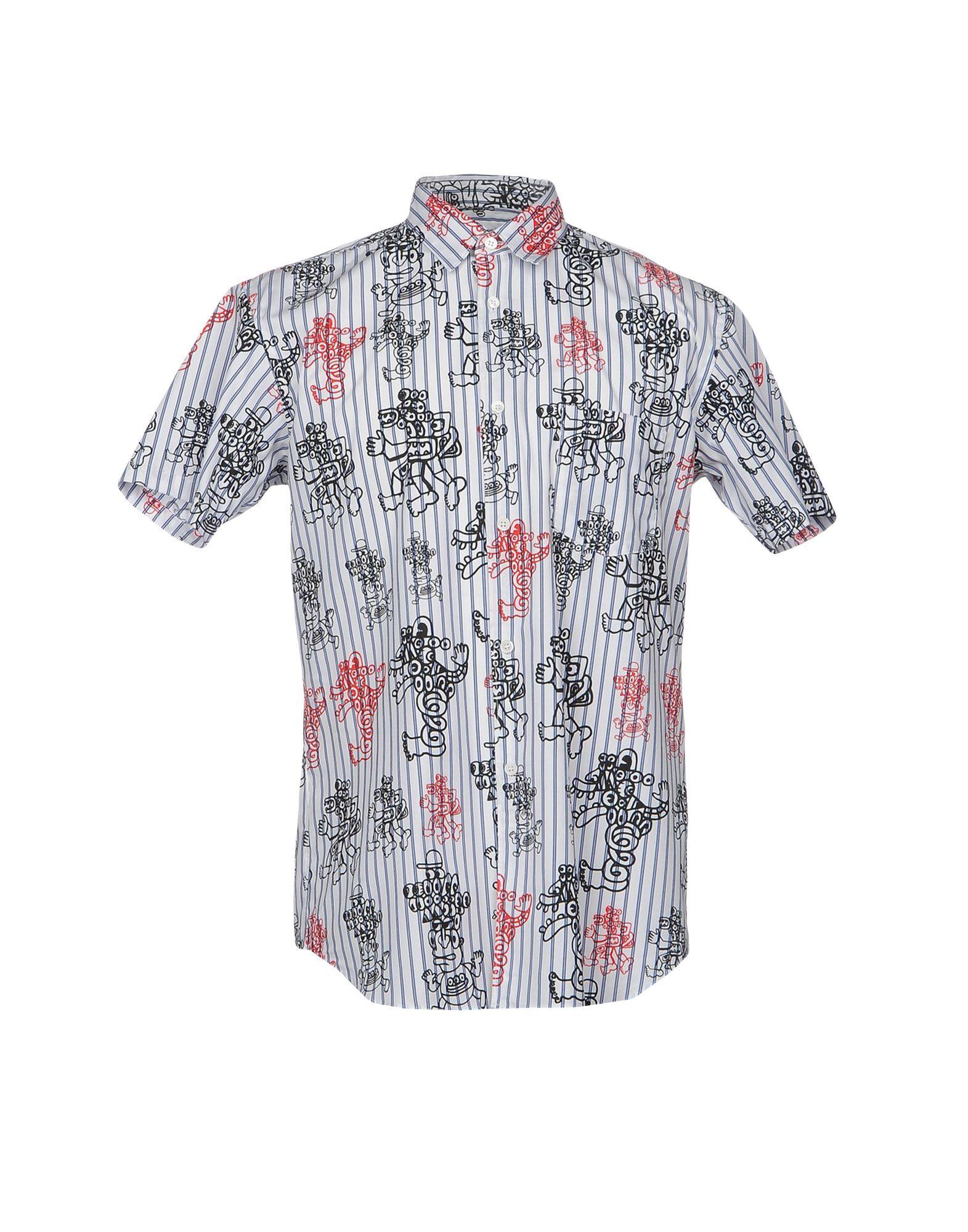 Camicia Fantasia Comme Des Garçons Shirt Uomo - Acquista online su