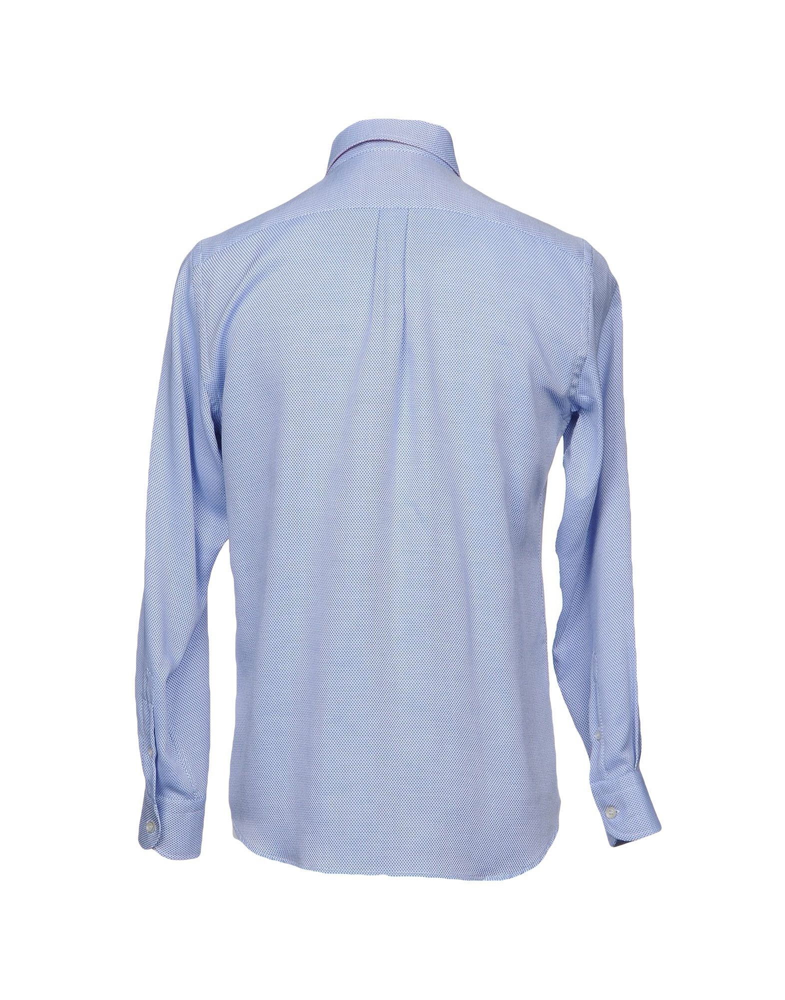 Camicia Tinta Tinta Tinta Unita Harmont&Blaine Uomo - 38680986MJ 398203