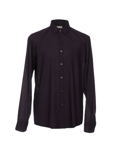DRIES VAN NOTEN Camisa de cuadros