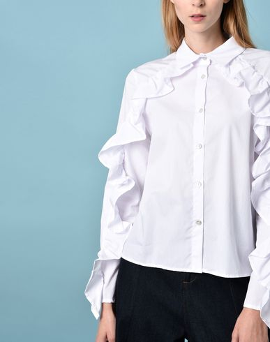 8 Camisas y blusas lisas