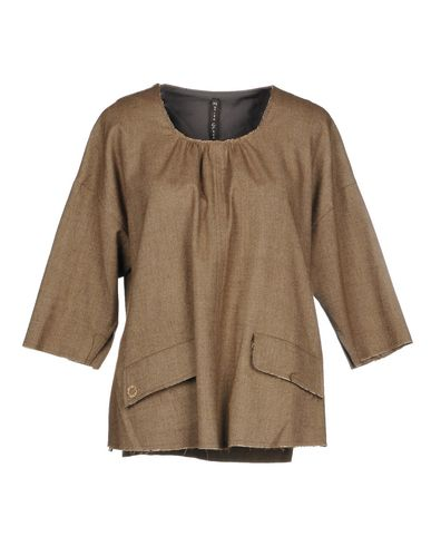 Rabatt Neuesten Kollektionen MANILA GRACE Bluse Drop-Shipping Auslass Erstaunlicher Preis Mode-Stil Online Wählen Sie Eine Beste Günstig Online KXQvjlEFA