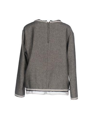MANILA GRACE DENIM Bluse Sneakernews zum Verkauf Große Auswahl an Online NPlLbl
