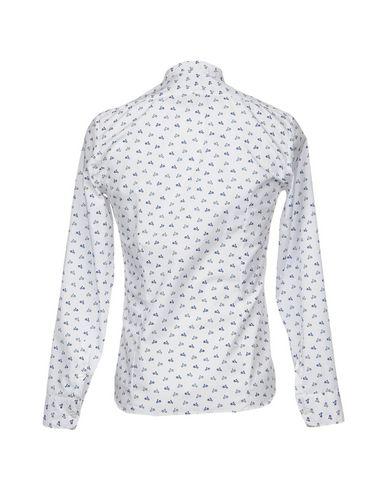 DANIELE ALESSANDRINI Hemd mit Muster Günstig Kaufen Zuverlässig Günstig Kaufen Professionelle Billig Verkauf Nicekicks AsUvl
